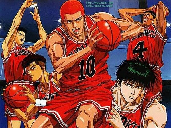 slam dunk top anime shonen jump filhos