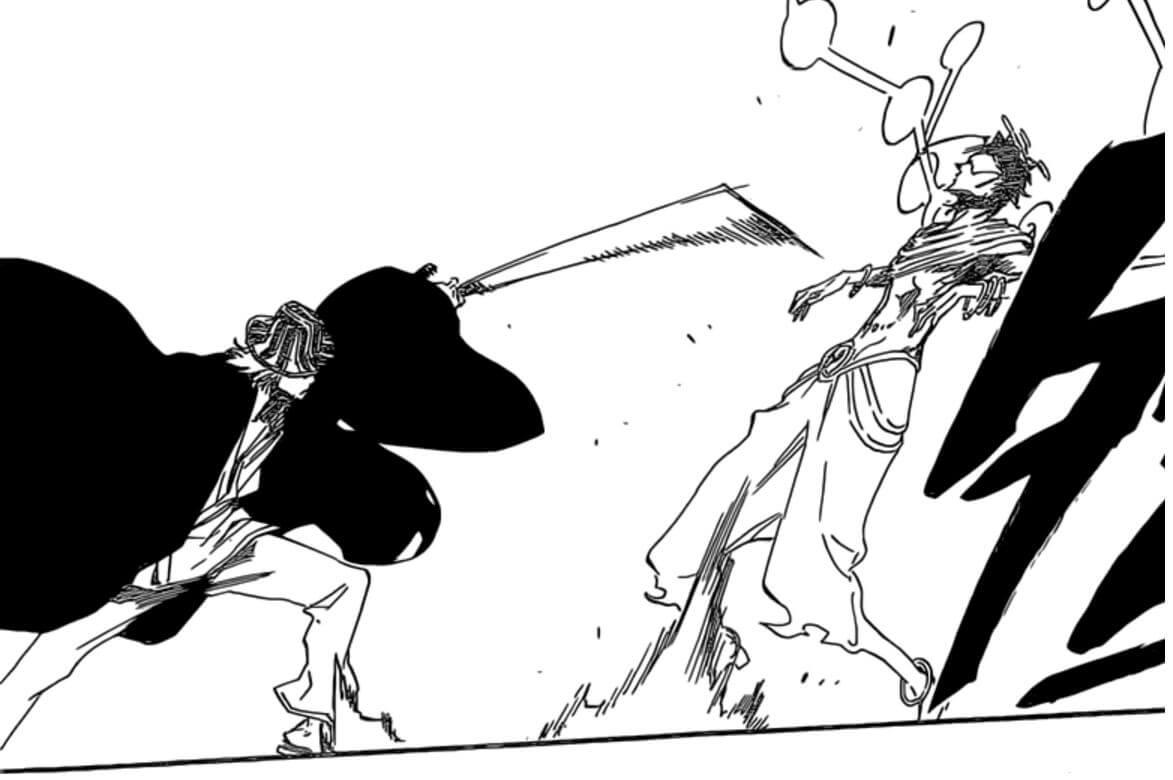 Bleach Capítulo 664