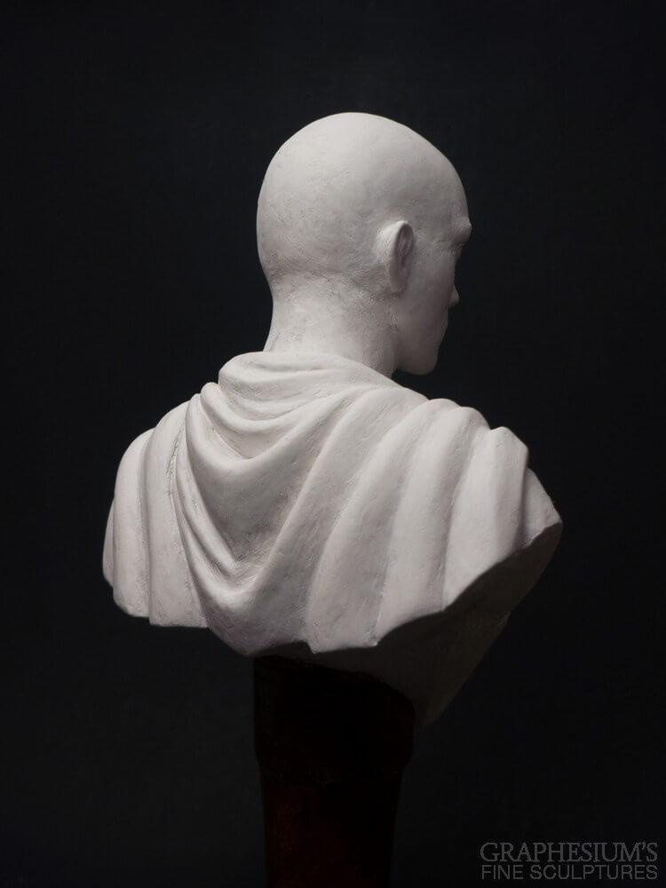 Busto Saitama Fan Made | Escultura