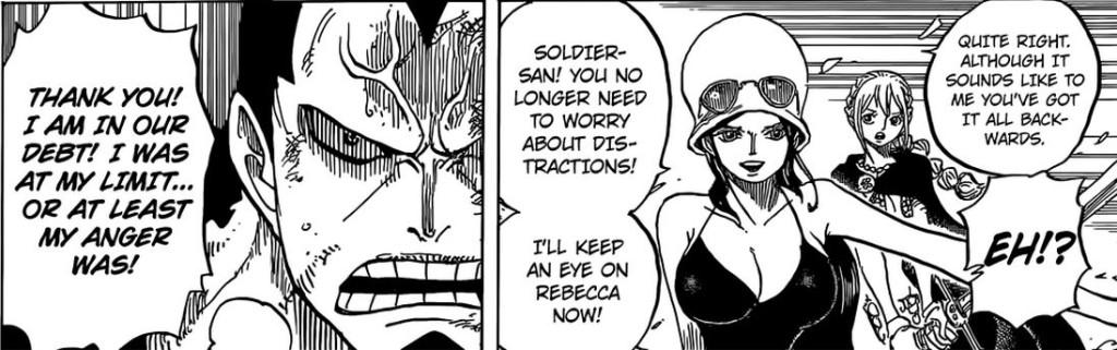 Manga One Piece Capítulo 774