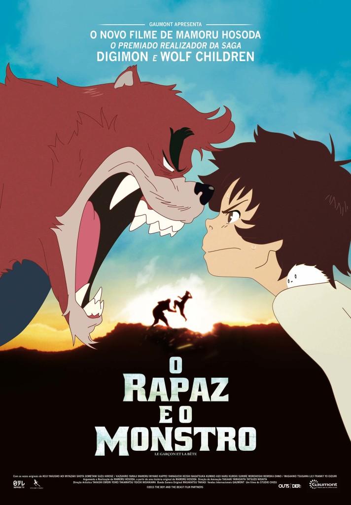 O rapaz e o Monstro Filme Japones