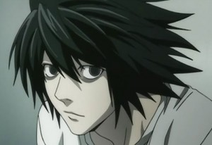 Personagens Death Note | L