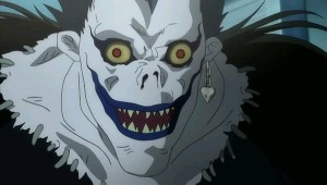 Personagens Death Note | Ryuk