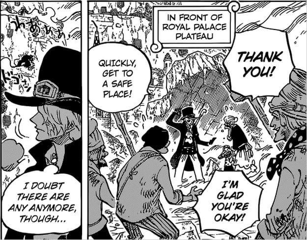 Manga One Piece Capítulo 768