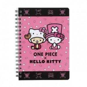 Tony Tony Chopper & Hello Kitty enamorados