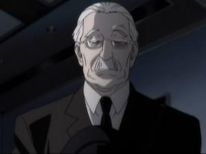 Personagens Death Note | Watari