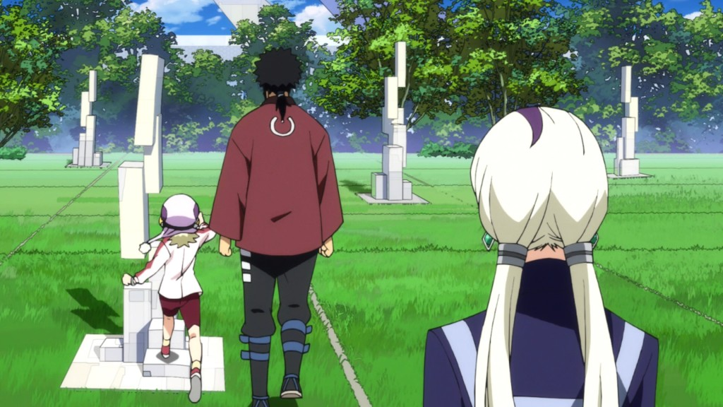 Dimension W enredo e personagens
