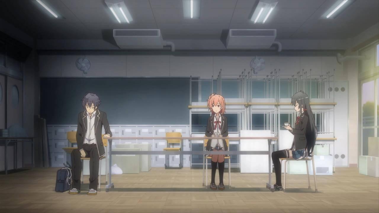 Top 20 Clubes Escolares em Anime