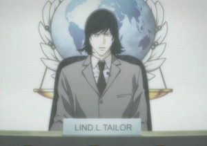 Personagens Death Note | Lind L Tailor
