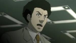 Personagens Death Note | Shuichi Aizawa