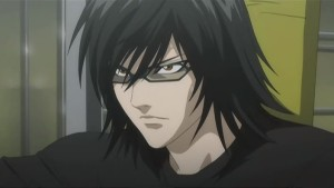 Personagens Death Note | Teru Mikami