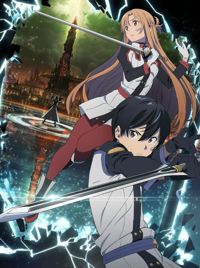 Sword Art Online Ordinal Scale revela novo Visual
