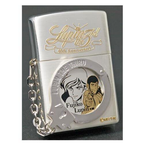 Às Compras pelo Japão II | Isqueiro Lupin III