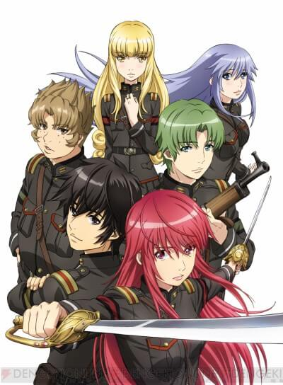 Alderamin on the Sky revelou Data de Estreia | Anime