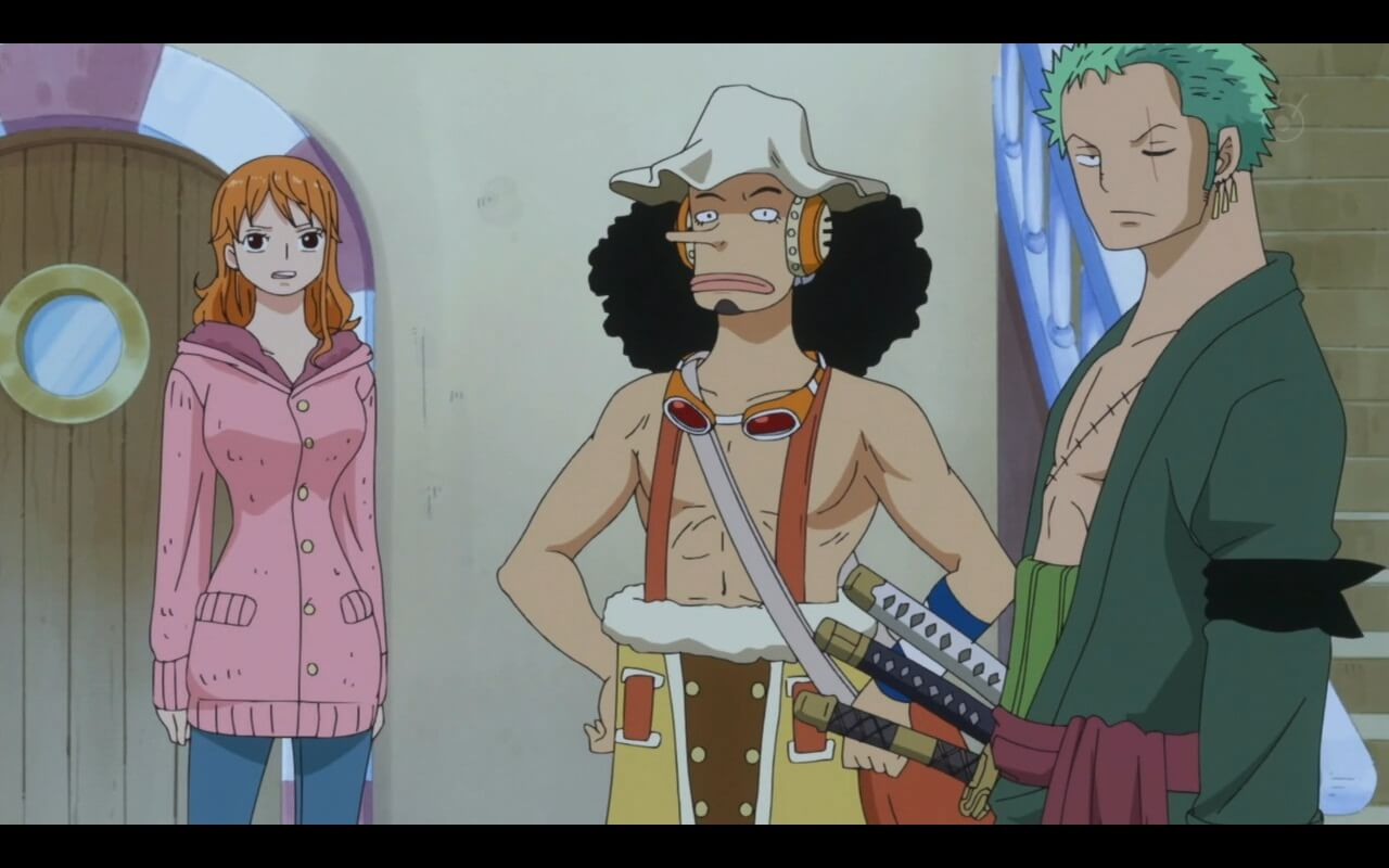 One Piece Episódio 524