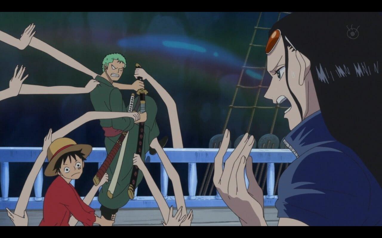 One Piece Episódio 526