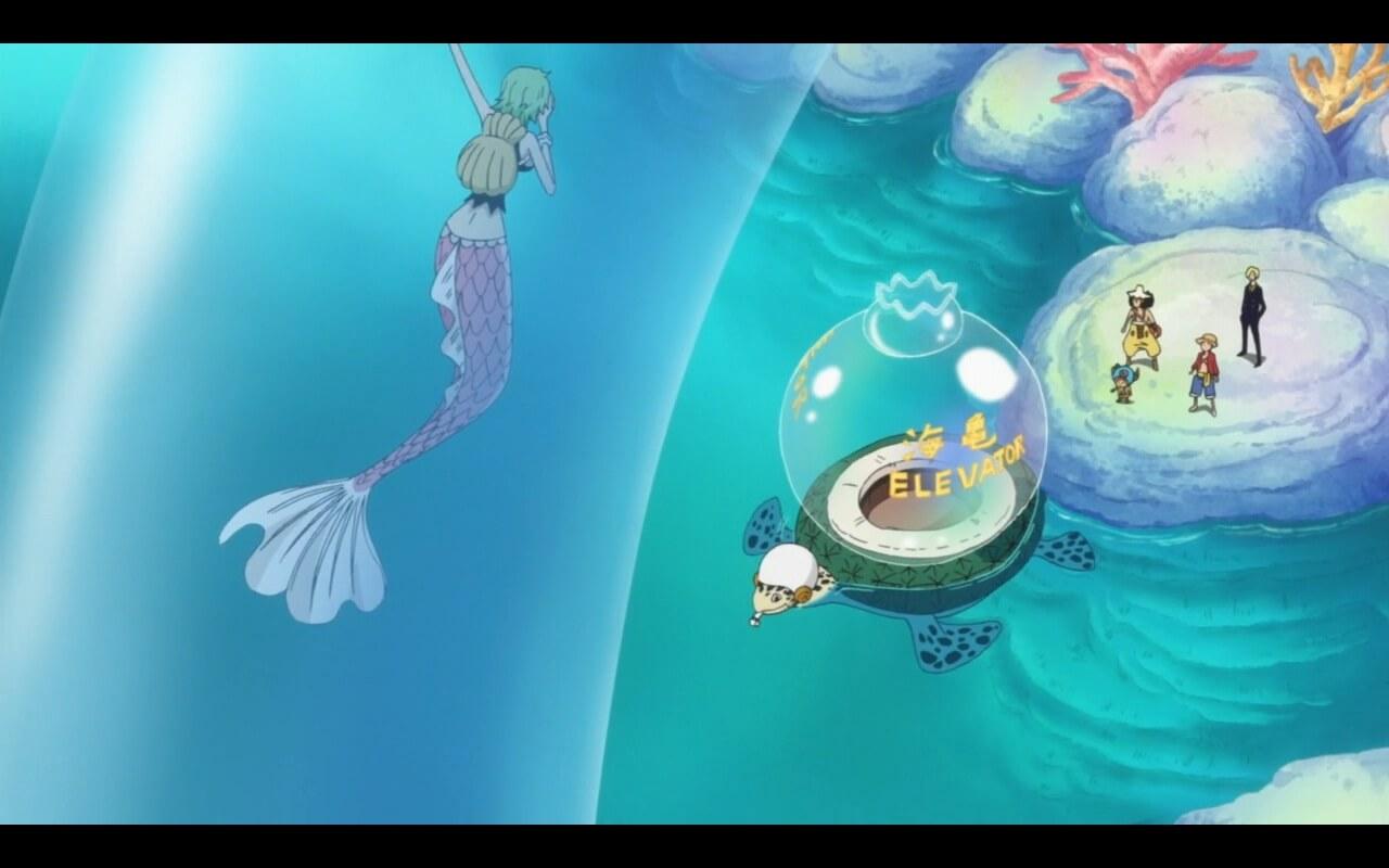 One Piece Episódio 527