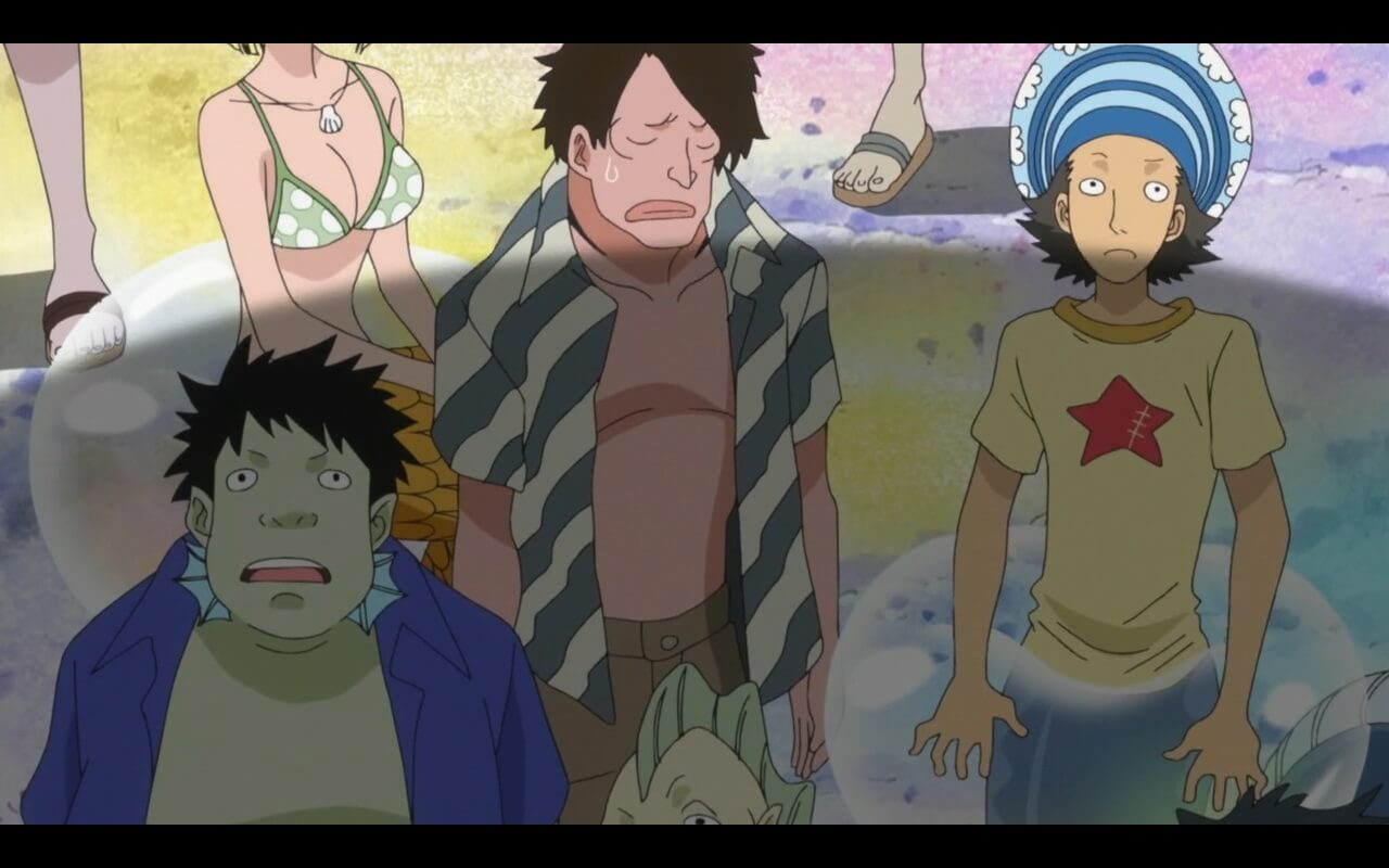 One Piece Episódio 529