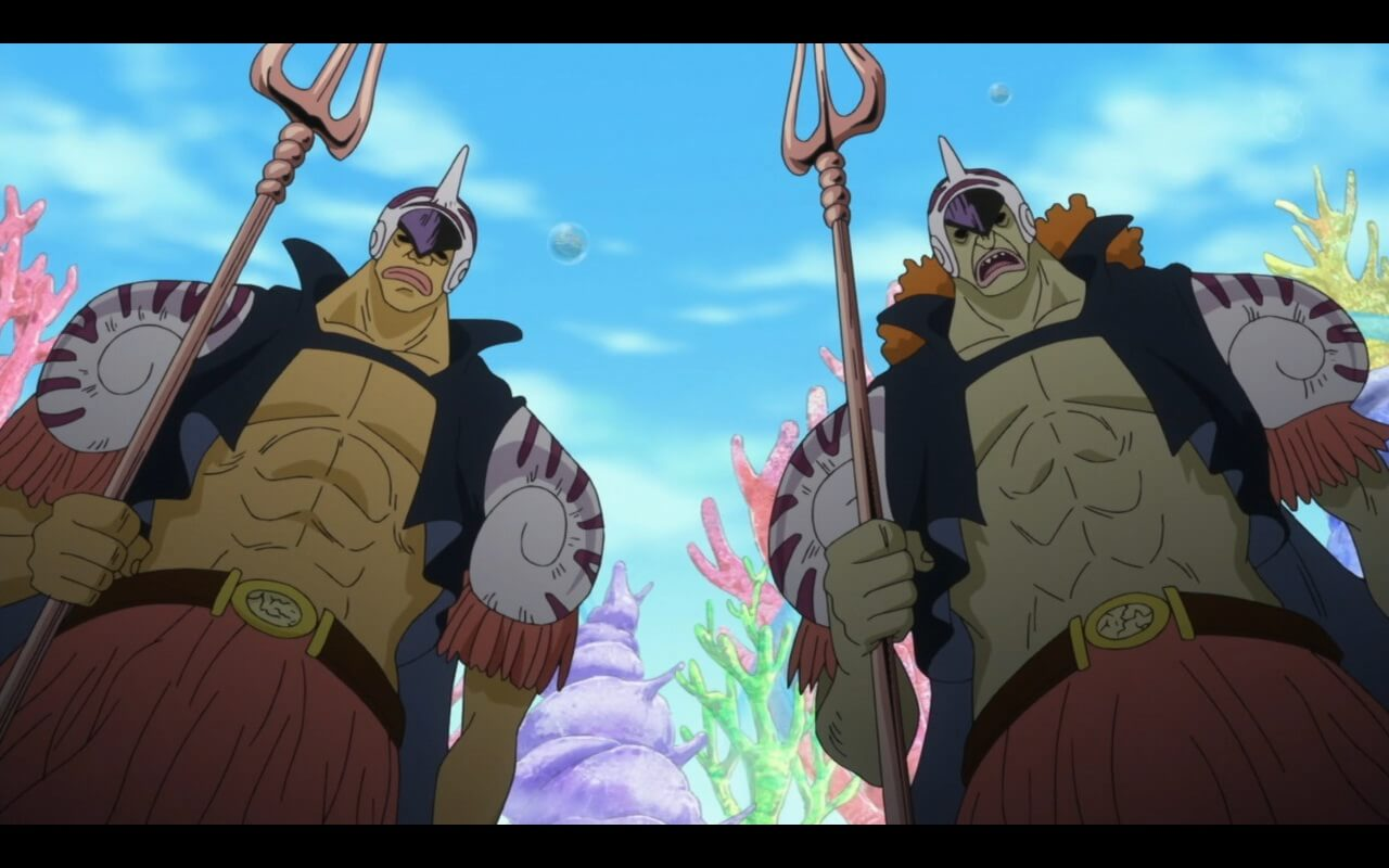 One Piece Episódio 531