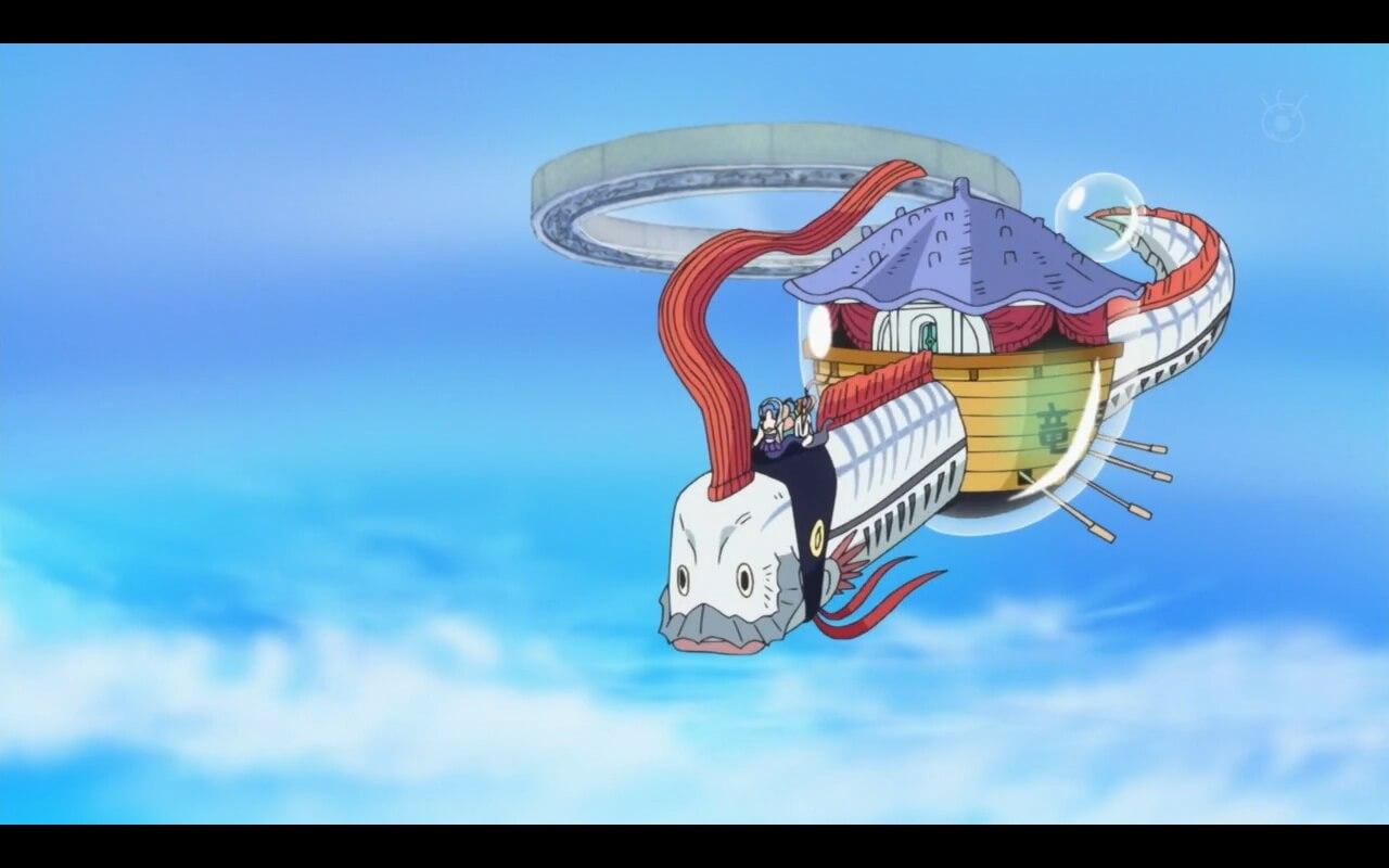 One Piece Episódio 533