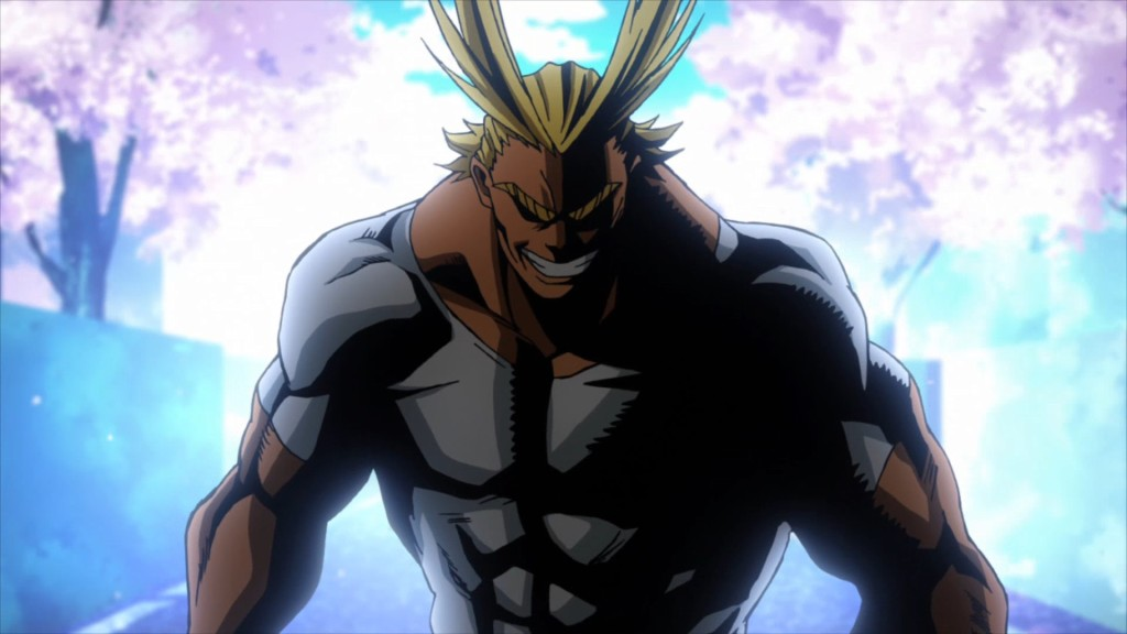 Boku no Hero Academia - All Might imagem