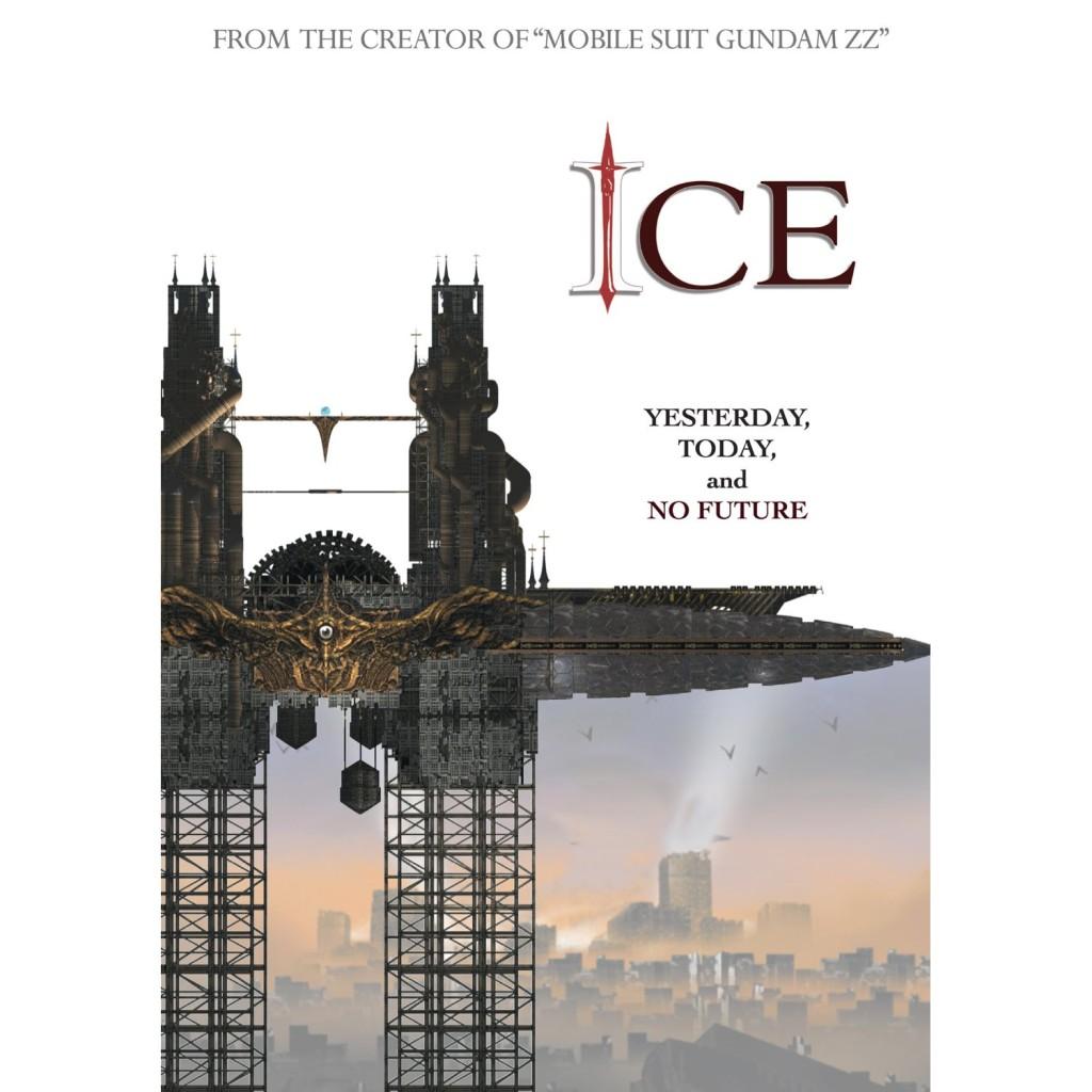 DVDs Blu-rays Anime Janeiro 2012 | Ice OVA