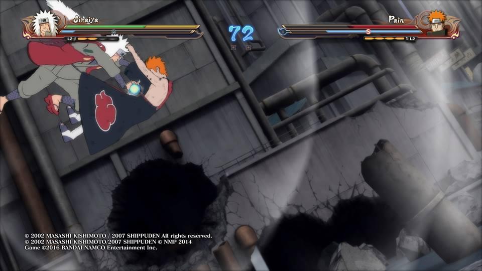 Naruto Storm 4 Jiraya Pain 1
