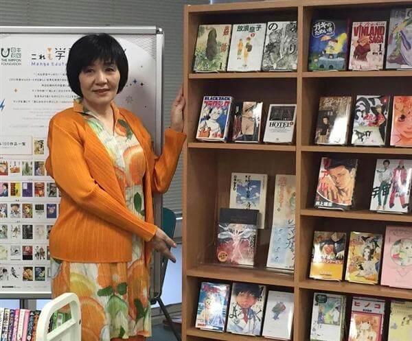 100 Mangas escolhidos como Ferramentas de Ensino