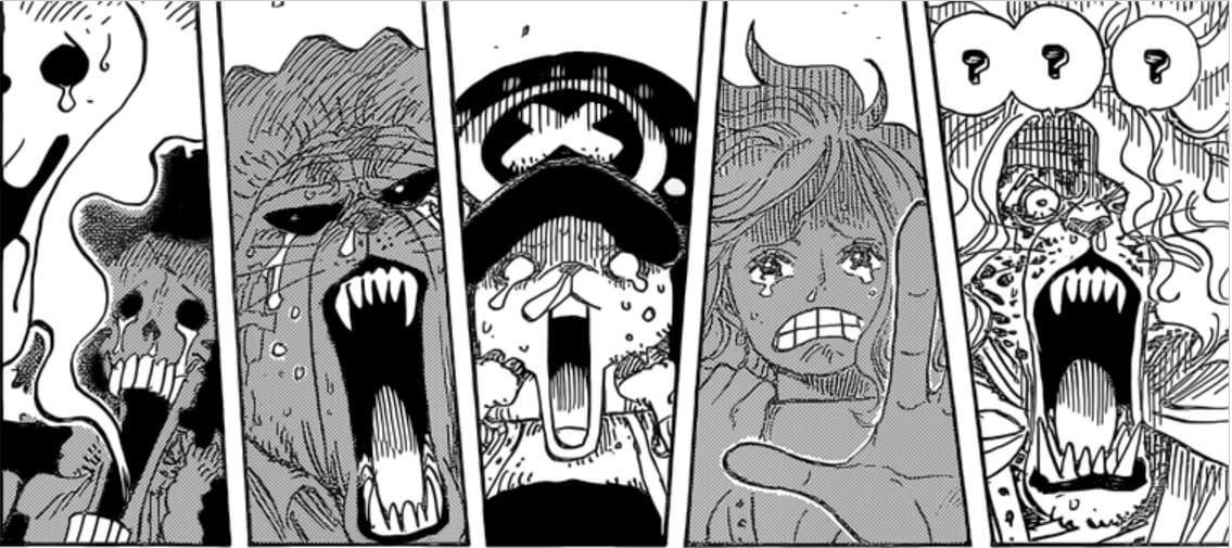 One Piece 822 Viagem Big Mom