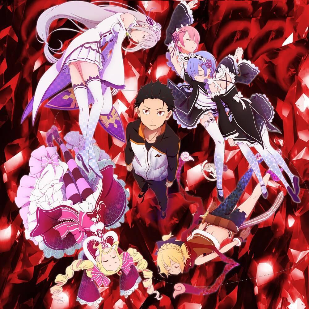 Anime General - Página 4 ReZero-Kara-Hajimeru-Isekai-Seikatsu-imagem-1