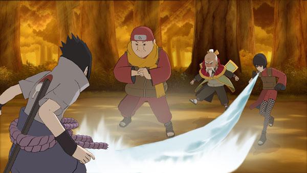 Novidades Naruto Shippuden Ultimate Ninja Storm Generations