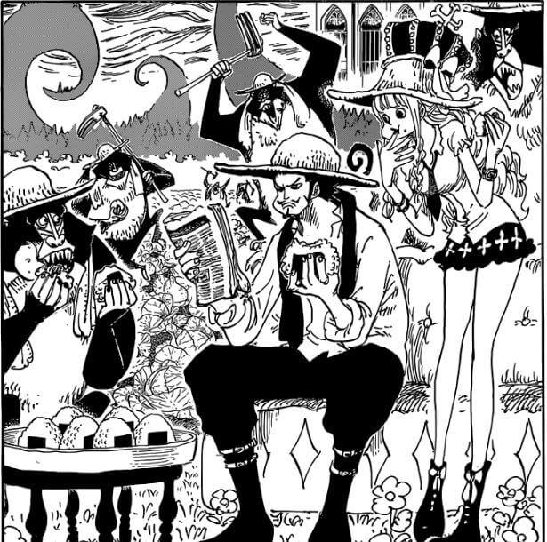 One Piece Capítulo 826