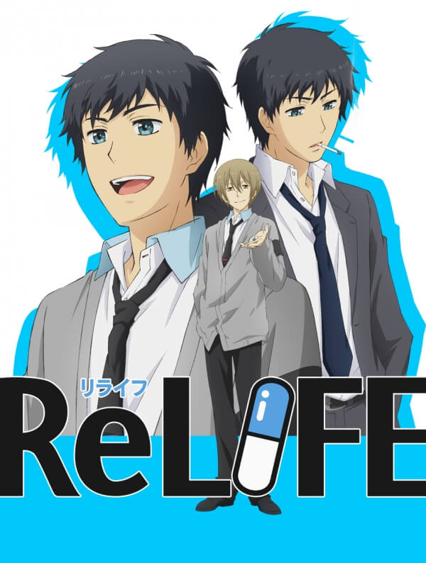 ReLIFE - Poster Promocional