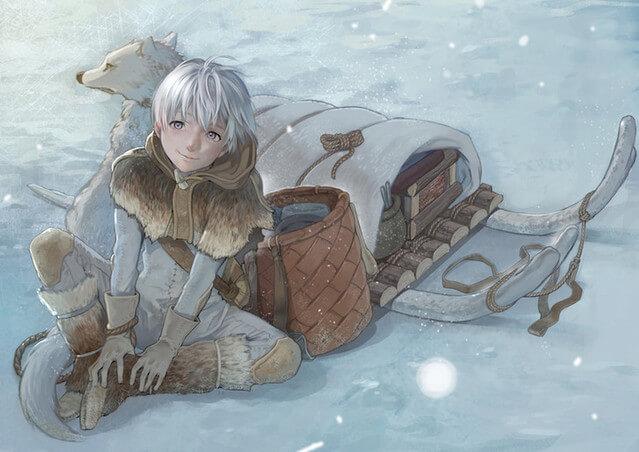 Yoshitoki Oima revela nova Manga