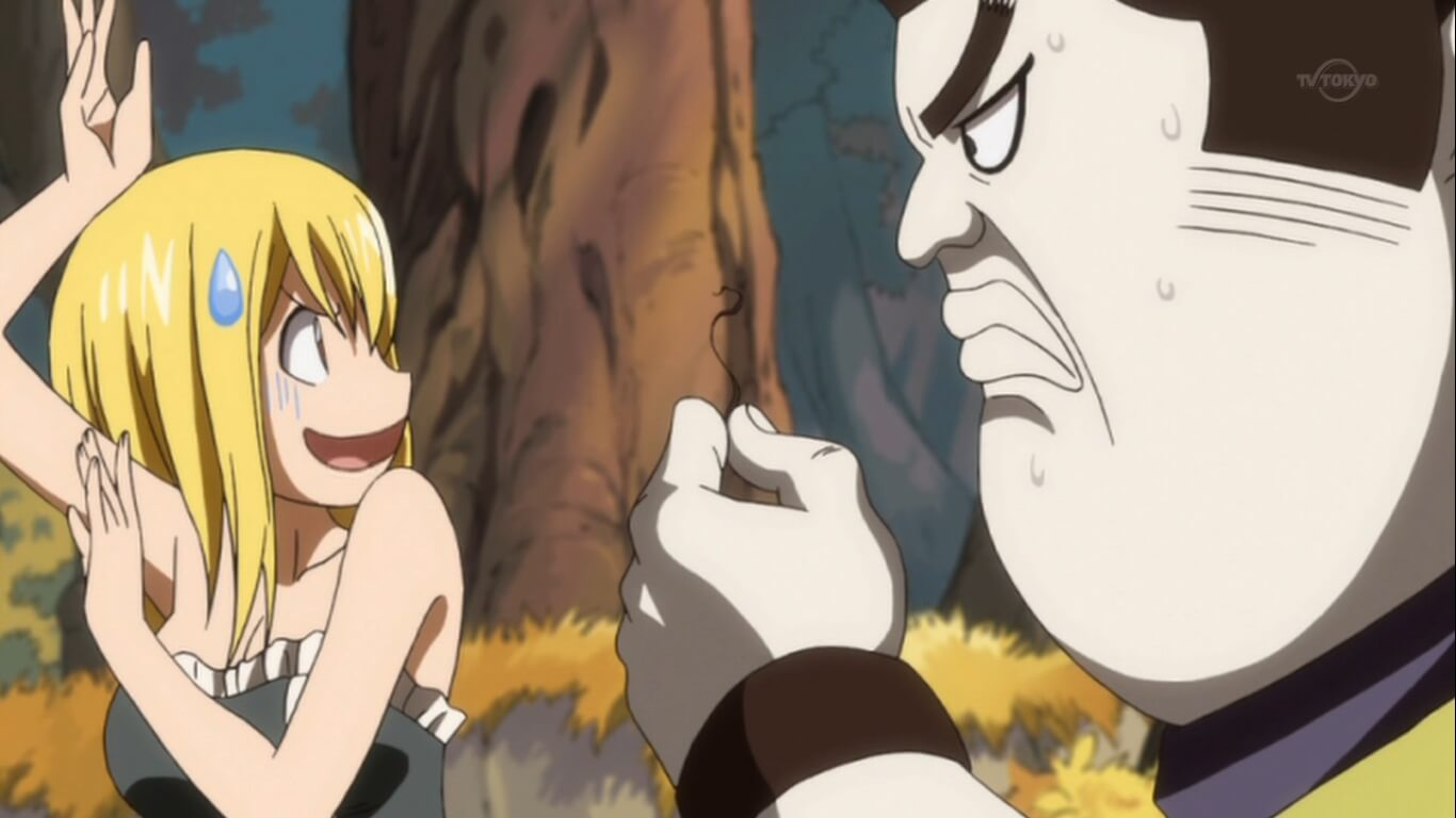 Fairy Tail Episódio 109