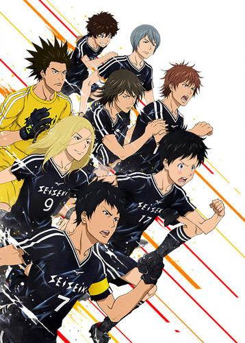 DAYS revelou Data de Estreia e Novo Poster | Anime | DAYS divulga Primeiro Trailer Completo | DAYS confirmado para 24 episódios | Anime Futebol