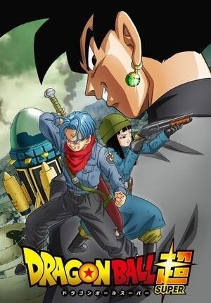 Dragon Ball Super apresenta Dark Goku em Novo Opening