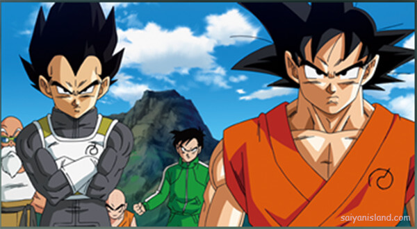Trailer Completo Dragon Ball Z 2015 Movie: Revival of F