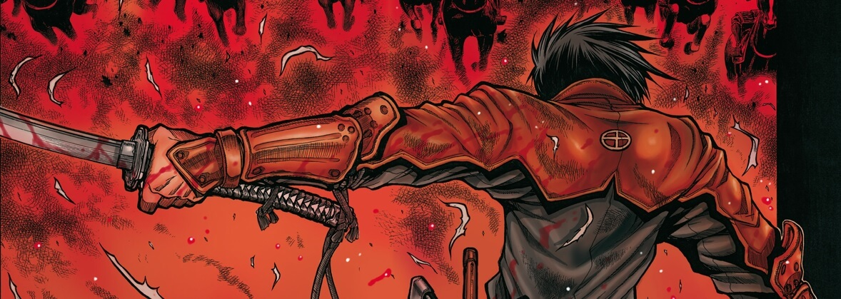 Dark Horse Comics volta a lançar Drifters três anos depois