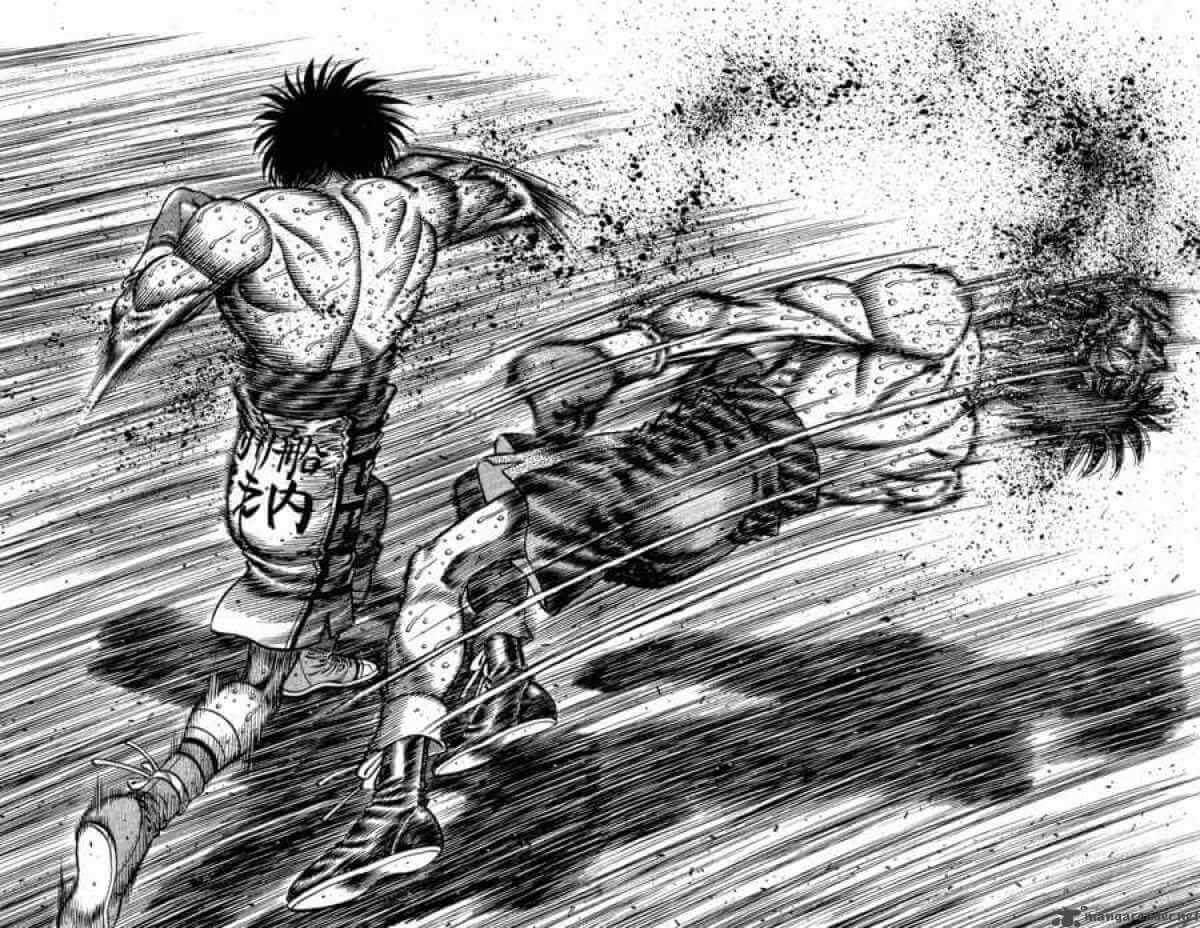 George Morikawa recusa lançamento digital de Hajime no Ippo