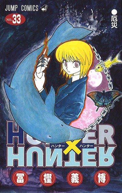 Hunter x Hunter entra Indefinidamente em Hiato | Hunter x Hunter Manga - Volume 34 tem Data Marcada