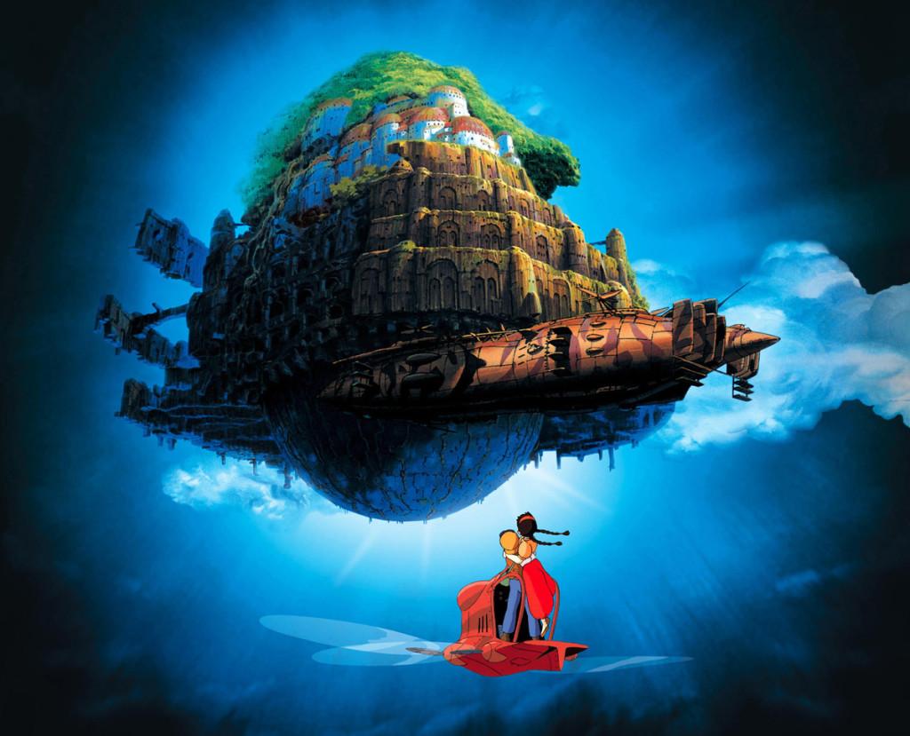 Tenkuu no Shiro Laputa | Studio Ghibli