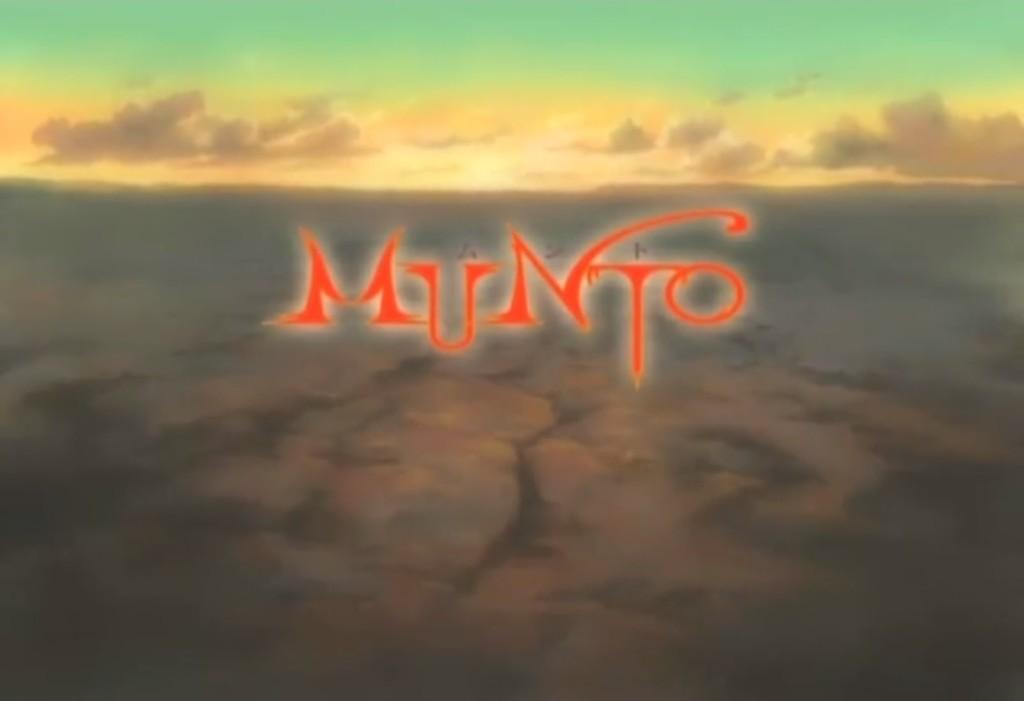OVA Anime Munto 2003