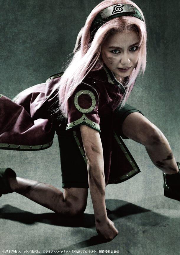 Naruto Stage Musical | Sakura Haruno