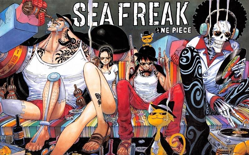 One Piece revelou Poster Promo do Zou Arc   Anime - ptAnime