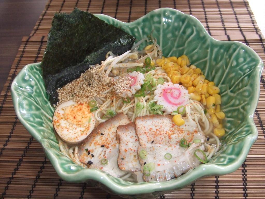 Ramen Break - Gastronomia - Ramen 1
