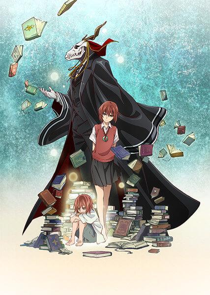 The Ancient Magus Bride Revela novas Personagens | Anime