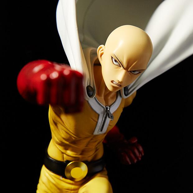 Saitama de One Punch Man pela Sentinel pela Bandai