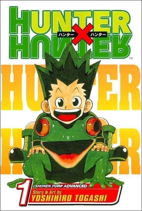 Fãs votam na série Manga que querem ver terminar - Hunter x Hunter