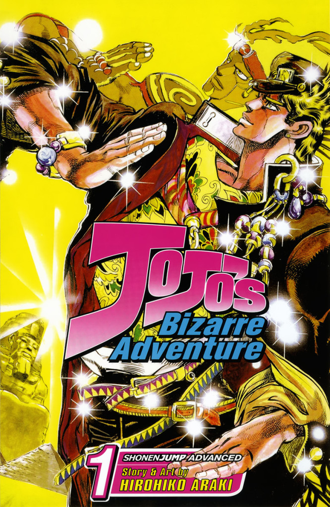 Fãs votam na série Manga que querem ver terminar - JoJo's Bizarre Adventure